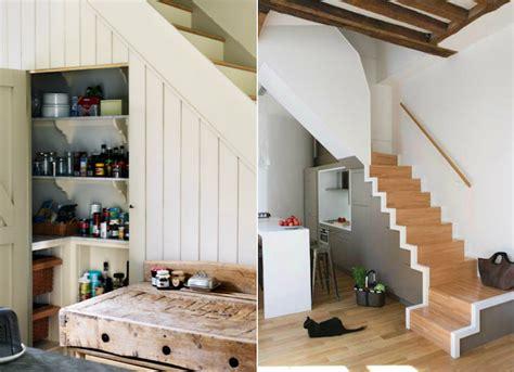 meuble garde manger cuisine meubles sous escalier sur mesure et idées d 39 aménagement