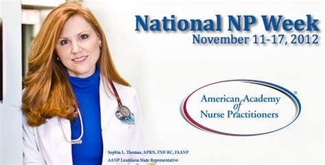 celebrate national np week nov   blog