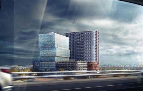 epic deep ellum office tower prism electric