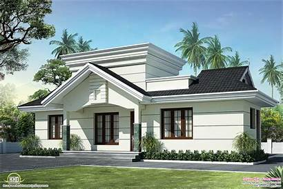 Nano Elevation Floor Kerala Plan Drawing Plans