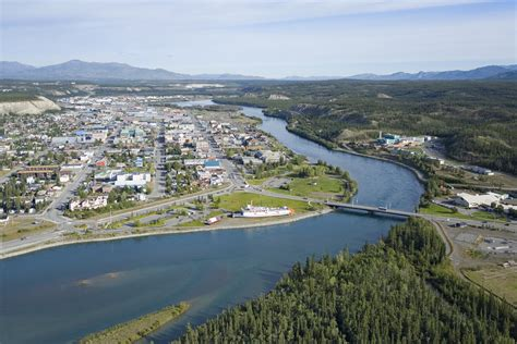 About Whitehorse