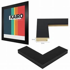 Bilderrahmen Schwarz Holz : bilderrahmen kairo 90x120 in schwarz weiss poster foto holz rahmen antireflex ebay ~ Frokenaadalensverden.com Haus und Dekorationen