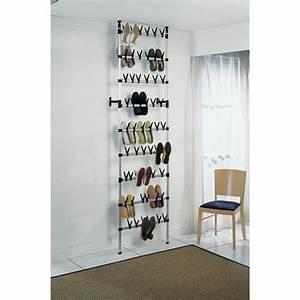 Rangement Chaussures Pas Cher : boite de rangement meuble chaussures pas cher ~ Farleysfitness.com Idées de Décoration