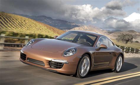 2018 Porsche 911 Carrera S Coupe First Drive Porsche 911