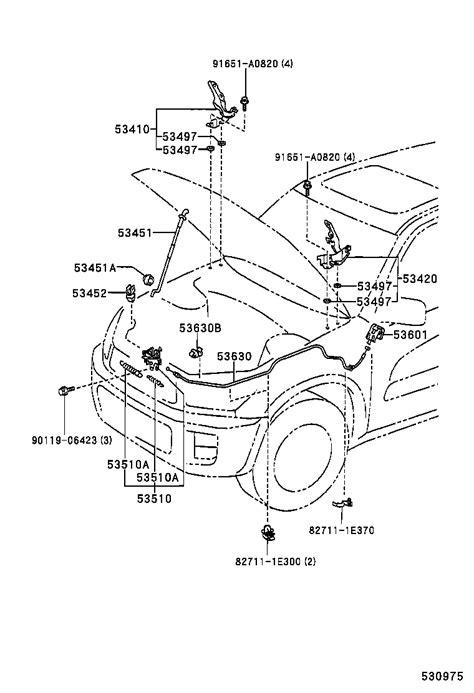 Toyota Parts Diagram by Toyota Rav4 Parts Diagram Periodic Diagrams Science