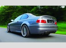 GPOWER BMW M3 CSL E46 with 550 hp V10