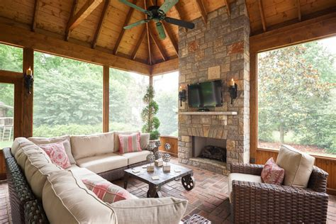beautiful screened porches a beautiful screened porch in nashville the porch