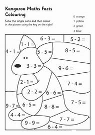 Best Math Coloring Worksheets - ideas and images on Bing | Find what ...