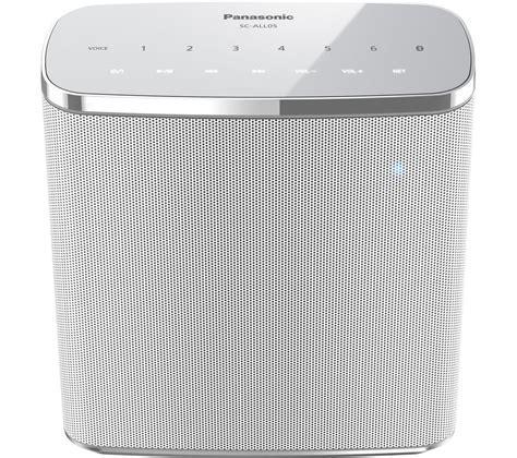 Buy PANASONIC SC ALL05EB W Portable Wireless Smart Sound