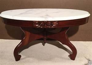 victorian walnut with italian marble top coffee side With antique victorian marble top coffee table