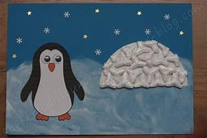 Pingouin Sur La Banquise : petit pingouin sur la banquise papiers cailloux ciseaux ~ Melissatoandfro.com Idées de Décoration