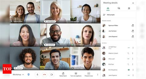 In this post i'll not only cover how a participant can raise their hand during a conference call, but also how the call moderater/initiator can manage the. Google Meet call gets raise your hand feature during calls ...