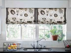window treatment ideas for kitchens kitchen curtain ideas the best window treatment livinghours