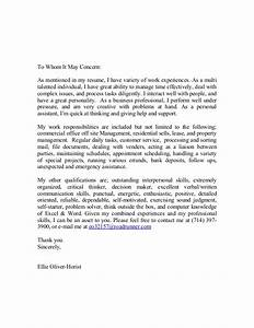 cover letter commercial real estate management With real cover letters that worked