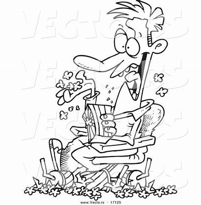 Mess Making Clipart Theater Cartoon Coloring Clip