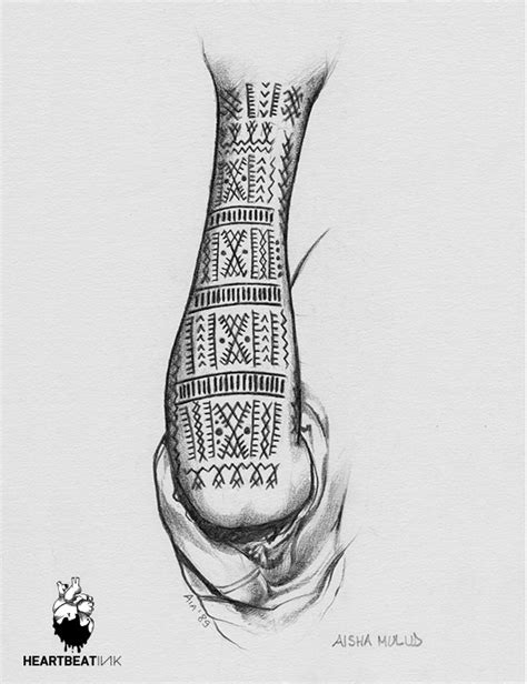 Berber Tattooing - A book by Felix & Loretta Leu | Heartbeatink Tattoo Magazine