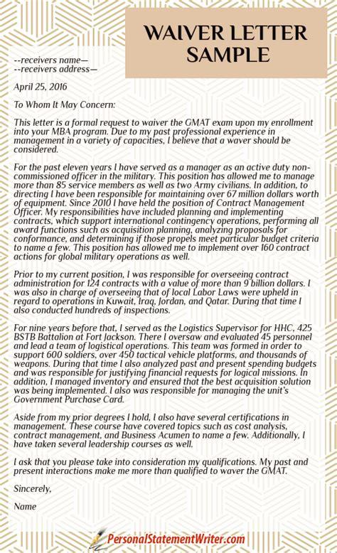 tips  write  winning waiver letter