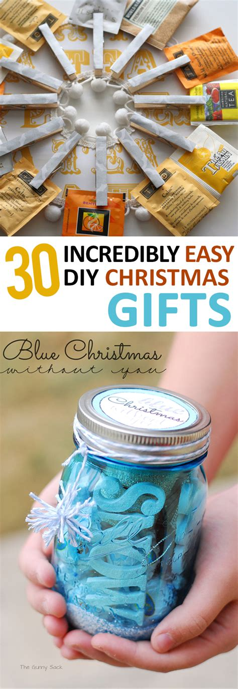incredibly easy diy christmas gifts sunlit spaces