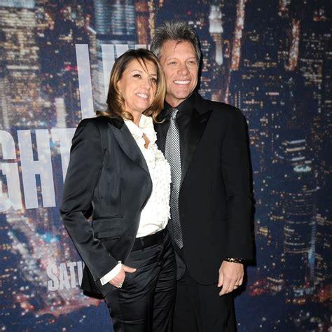 Celebrity Wedding Anniversary Jon Dorothea Bon Jovi