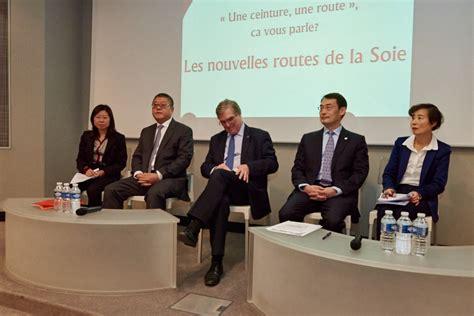 chambre de commerce franco chinoise le comité d 39 echanges franco chinois cefc