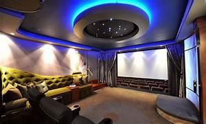 Cinema A La Maison : les entreprises bsa constructions ~ Louise-bijoux.com Idées de Décoration