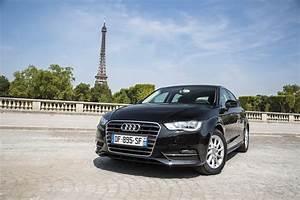 Audi A3 5 Portes : audi a3 s rie sp ciale advanced 2015 le plein d 39 quipements l 39 argus ~ Gottalentnigeria.com Avis de Voitures