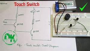 How To Make Touch Switch