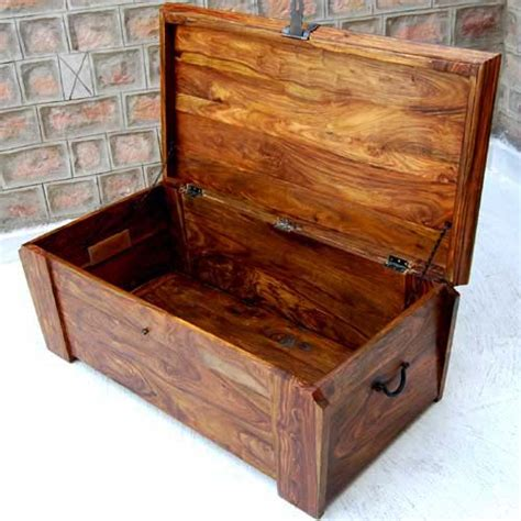wooden chest trunk coffee table grinnell wooden storage trunk chest box coffee table