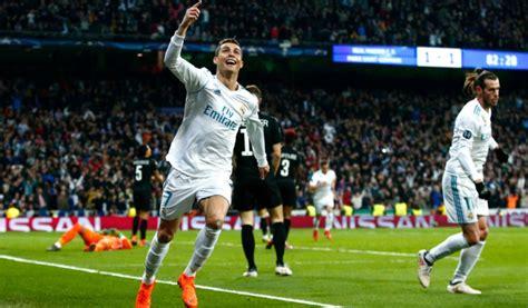 Real Madrid Vs. PSG en vivo: Cristiano lidera la remontada ...