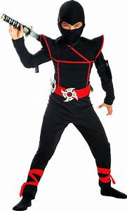 Ninja Costume for Jacq - this is the one he likes!   Trick ...