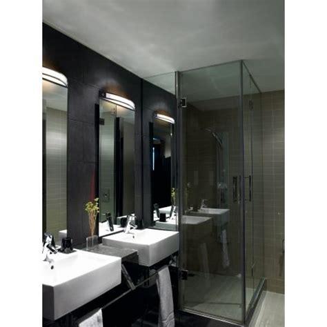 Curved Bathroom Mirror by La Creu Curved Bathroom Wall Light A Mirror