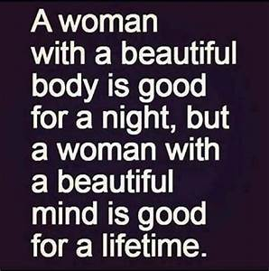 A Woman With A Beautiful Mind Pictures, Photos, and Images ...