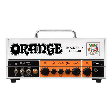 rocker  terror orange amps