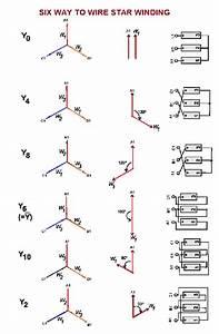Vector Group Of Transformer