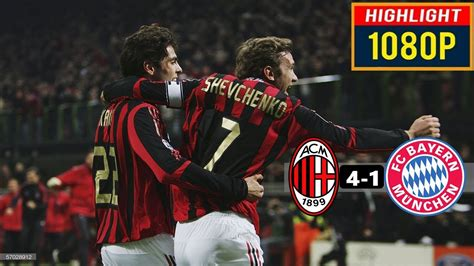 Pope francis to players from juventus and ac milan: AC MIlan v Bayern Munchen: 4-1 #UCL 2005-06: 1/8 final ...