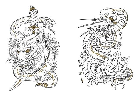 tattoo coloring pages coloringstar