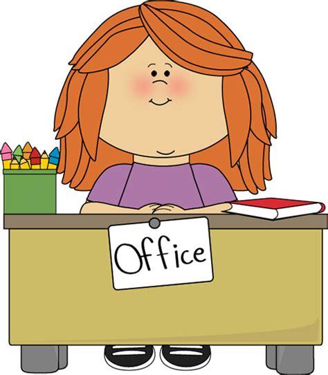 clipart bureau principal clipart free clip free