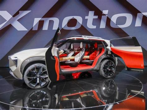 Nissan Xmotion 2020 by Nissan Show Xmotion Suv Concept
