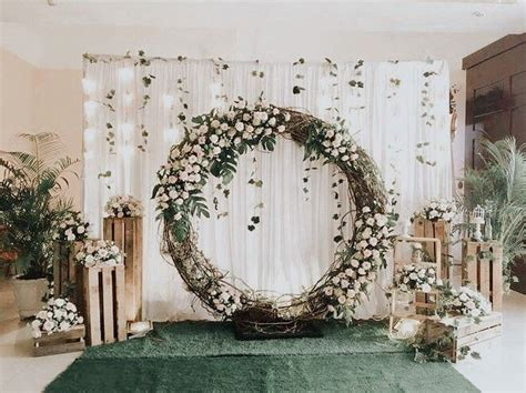40+ Best Wedding Backdrop Ideas Summer 2019 Page 21 of