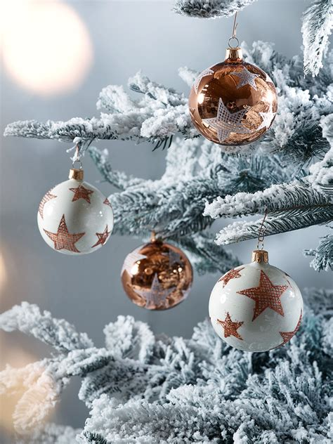 a copper inspired by cox and cox - Copper Christmas Decorations