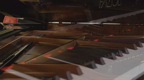 Imperfect Samples' Fazioli Ebony Concert Grand Youtube