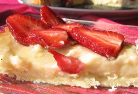 tarte aux fraises p 226 te sabl 233 e chocolat amande cuisinez facile