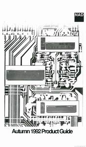Nad Product Guide - Catalogue