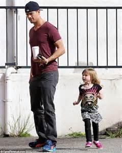 Josh Duhamel shows his paternal side as he enjoys time ...