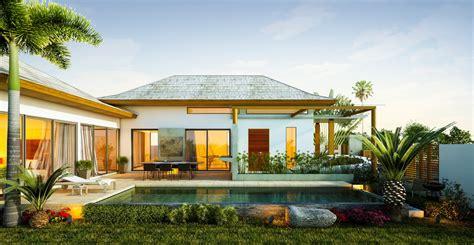 alluring tropical home  modern design fresh design