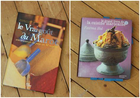 livre de cuisine marocaine quot la semaine du livre quot mes livres chouchous côté cuisine