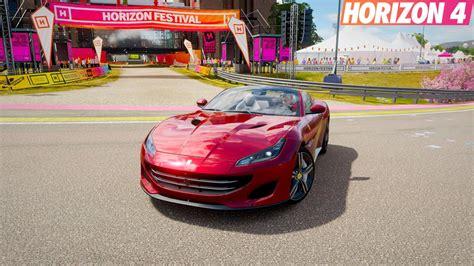 Forza horizon 4's ferrari portofino is here from the horizon promo! Forza Horizon 4 | Üstü açılan Ferrari Portofino! - YouTube