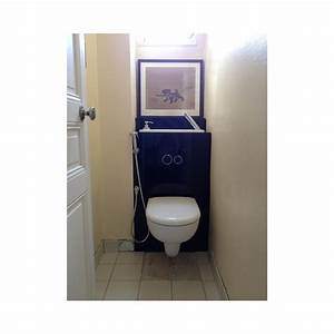 Wc Suspendu Geberit Sans Bride : wc suspendu geberit avec cuvette sans bride et lave mains ~ Dallasstarsshop.com Idées de Décoration