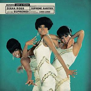 Third Man Records releasing Supremes rarities 4 LP collection The Music Universe