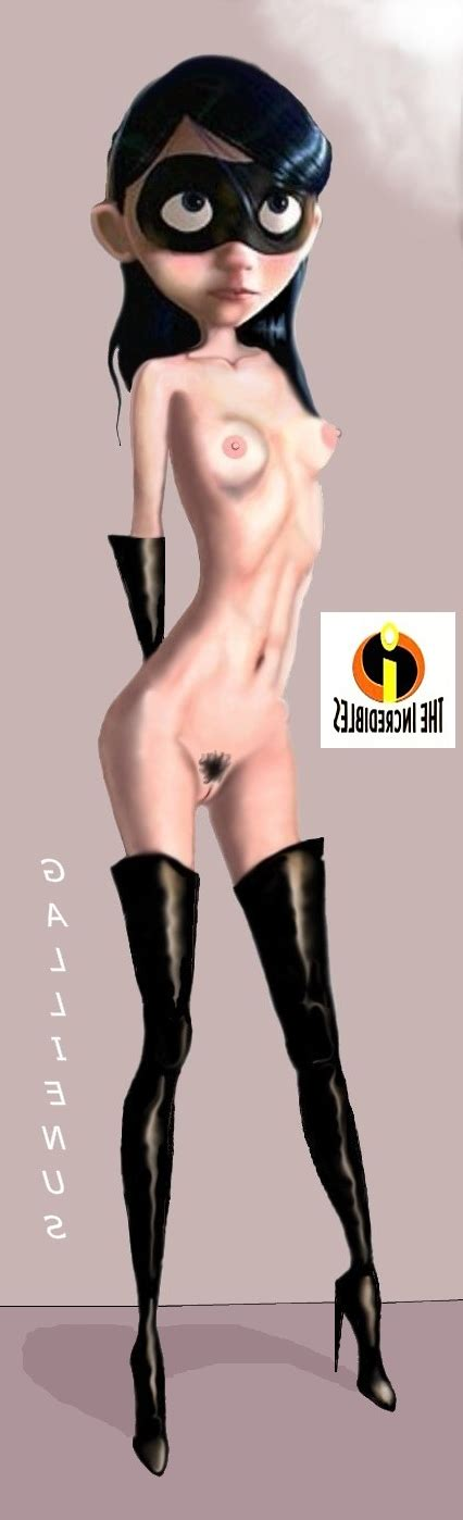 violet parr pixar the incredibles xxx breasts 935481777 disney erect nipples gallienus